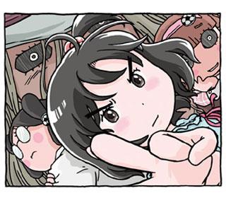 マコちゃん絵日記6