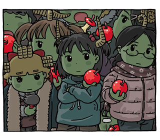マコちゃん絵日記12